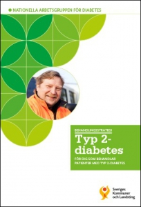 Behandlingsstrategi typ 2-diabetes