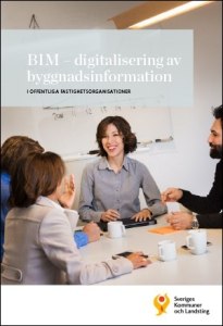 BIM - digitalisering av byggnadsinformation